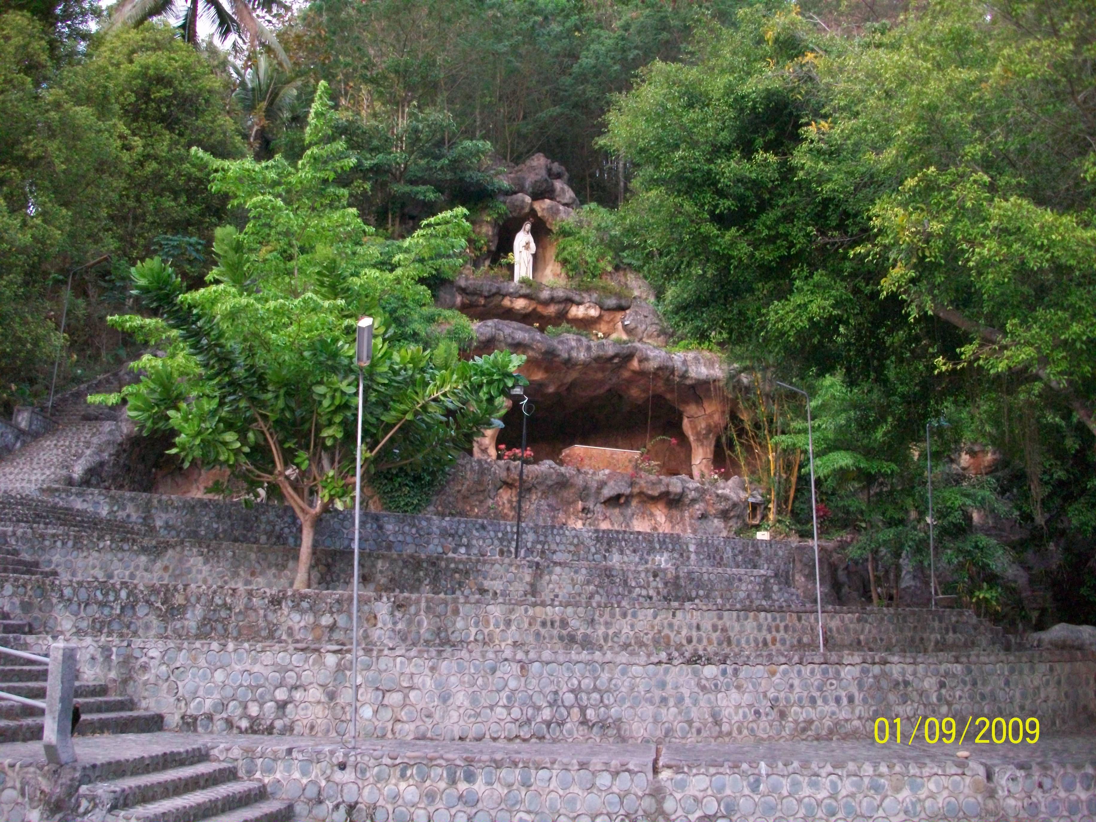 Goa Maria Fatima Sendang Waluya Jatiningsih