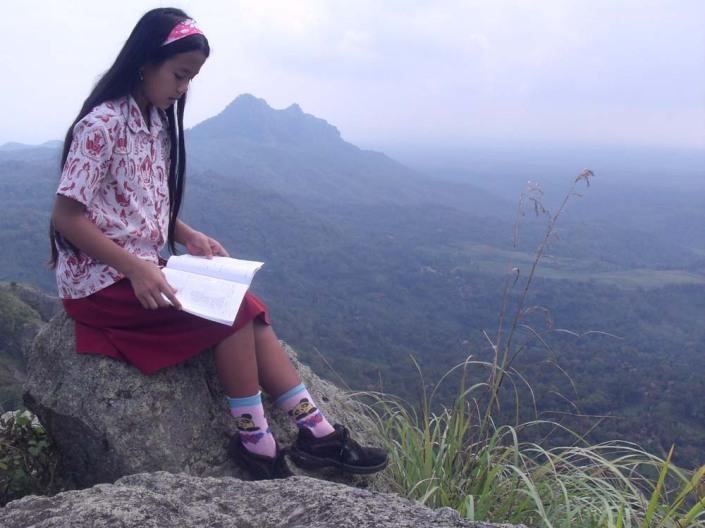 gunung bedes kecamatan sooko
