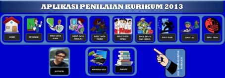 aplikasi raport k13